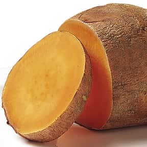 Sweet potato is listed (or ranked) 11 on the list The Best Pescatarian Foods