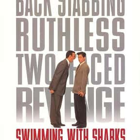 Swimming with Sharks is listed (or ranked) 16 on the list The Best Kevin Spacey Movies