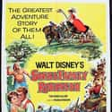 Swiss Family Robinson is listed (or ranked) 10 on the list The Best Pirate Movies