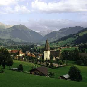 Switzerland is listed (or ranked) 22 on the list Best Couples Vacation Destinations & Anniversary Trips