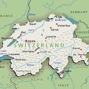 Switzerland is listed (or ranked) 11 on the list The Best Countries for American Expats