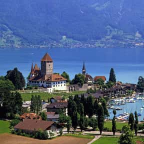 Switzerland is listed (or ranked) 21 on the list The Best Countries to Travel To