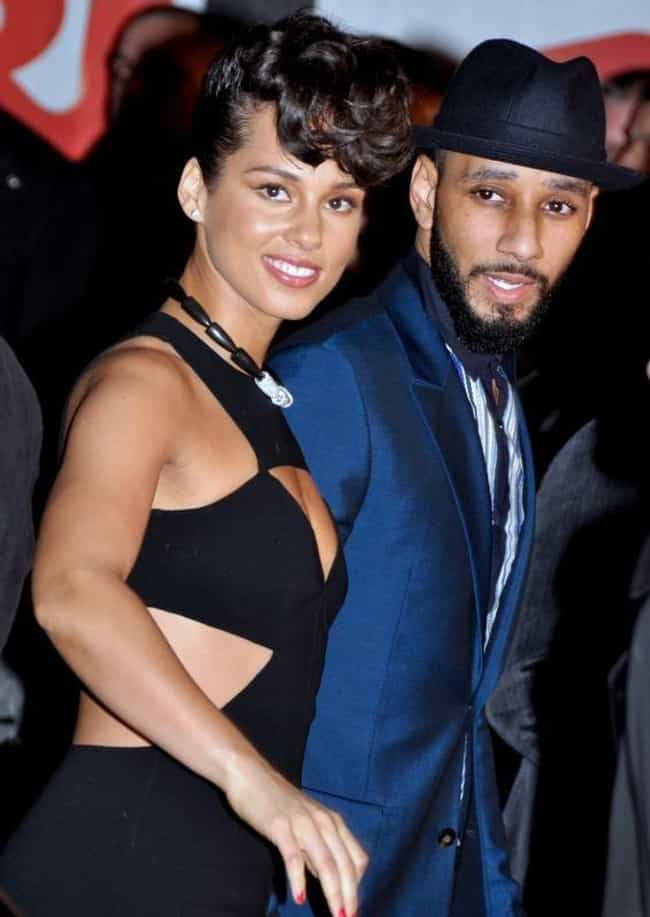 Swizz Beatz is listed (or ranked) 1 on the list All The Famous Men Alicia Keys Has Dated