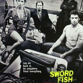 Swordfish is listed (or ranked) 6 on the list The Best John Travolta Movies