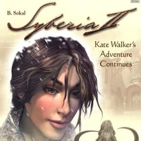 Syberia II is listed (or ranked) 23 on the list The Best Point and Click Adventure Games Of All Time