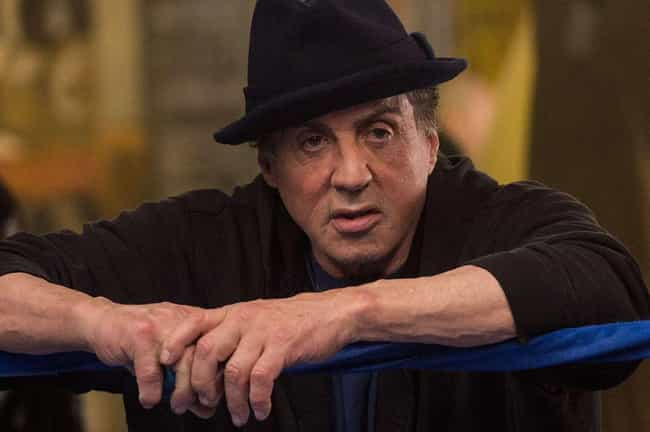 Sylvester Stallone is listed (or ranked) 4 on the list 13 Actors Who Revealed Major Spoilers Before Their Movies Were Even Released