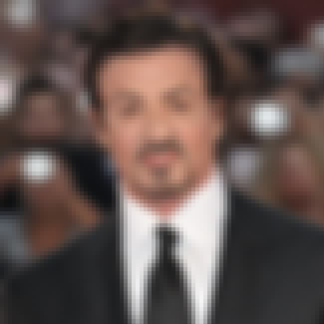 Sylvester Stallone is listed (or ranked) 10 on the list 53 Celebrities Who Have Been Homeless