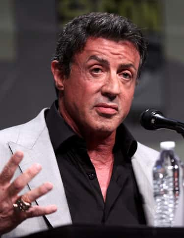 Sylvester Stallone is listed (or ranked) 2 on the list Famous People of Italian Descent