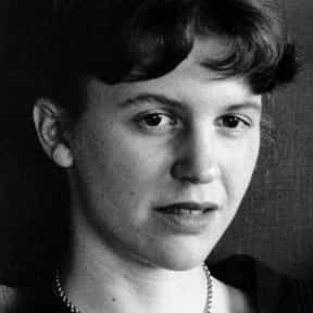Sylvia Plath is listed (or ranked) 9 on the list The Best American Poets