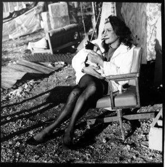 Sylvia Rivera is listed (or ranked) 7 on the list 24 Transgender Historical Figures