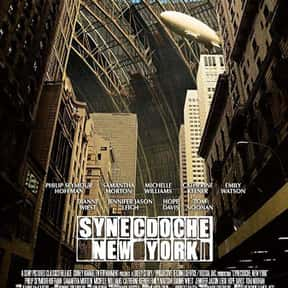 Synecdoche, New York is listed (or ranked) 19 on the list The Best Movies That Are Super Weird