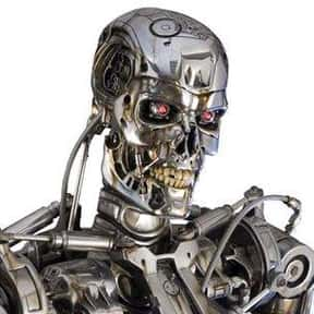 T-800 is listed (or ranked) 6 on the list The Greatest Robots of All Time