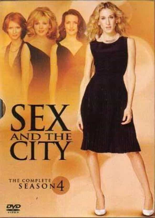 Sex and the City - Season 4 is listed (or ranked) 1 on the list The Best Seasons of Sex and the City