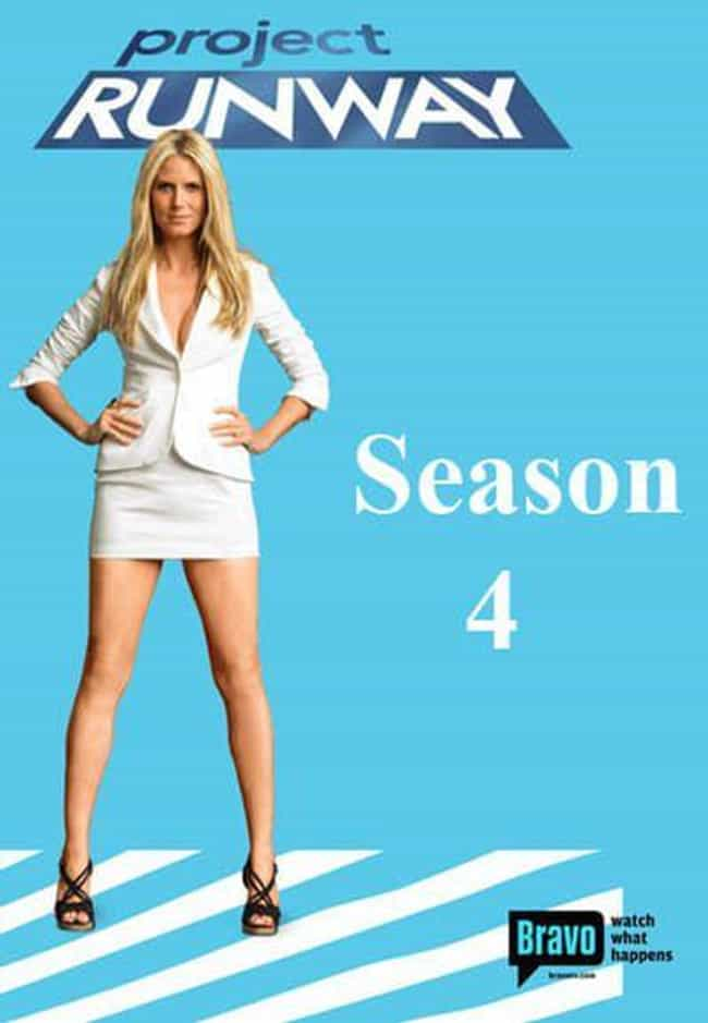 Project Runway - Season ... is listed (or ranked) 1 on the list The Best Seasons of 'Project Runway'