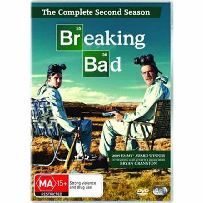 Breaking Bad - Season 2 is listed (or ranked) 3 on the list Rank the Seasons of Breaking Bad