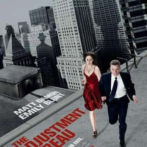 The Adjustment Bureau is listed (or ranked) 13 on the list The Best Science Fiction-y Psychological Dramas
