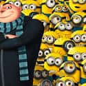 Despicable Me is listed (or ranked) 2 on the list Good Movies for 13 Year Olds