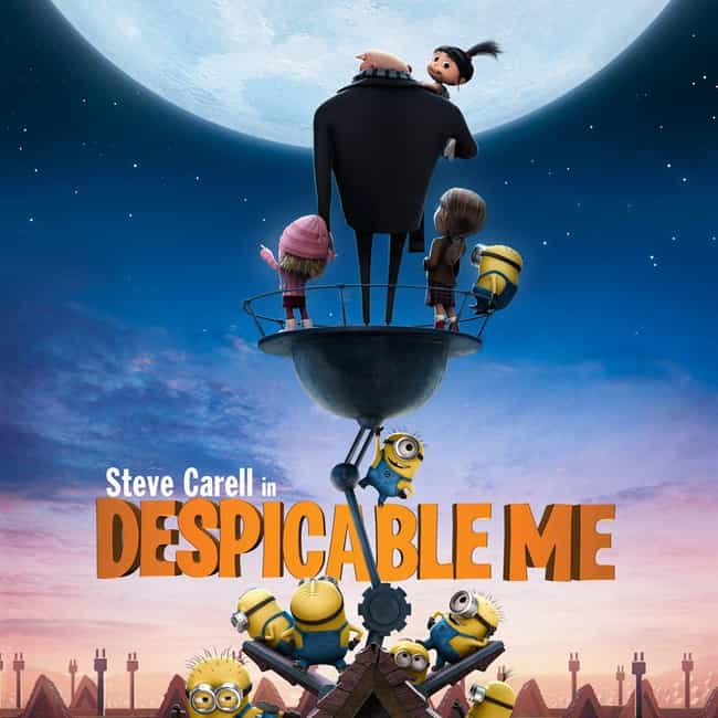 Despicable Me is listed (or ranked) 1 on the list The Best Danny R. McBride Movies