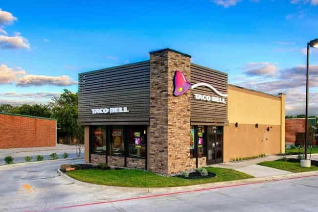Taco Bell is listed (or ranked) 2 on the list The Fast Food You Could Eat Every Day If You Had To