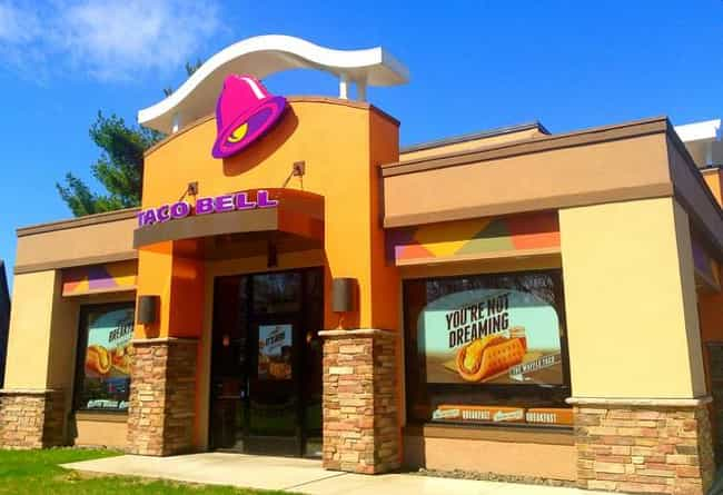 Taco Bell is listed (or ranked) 1 on the list Companies You Had No Idea Were Republican