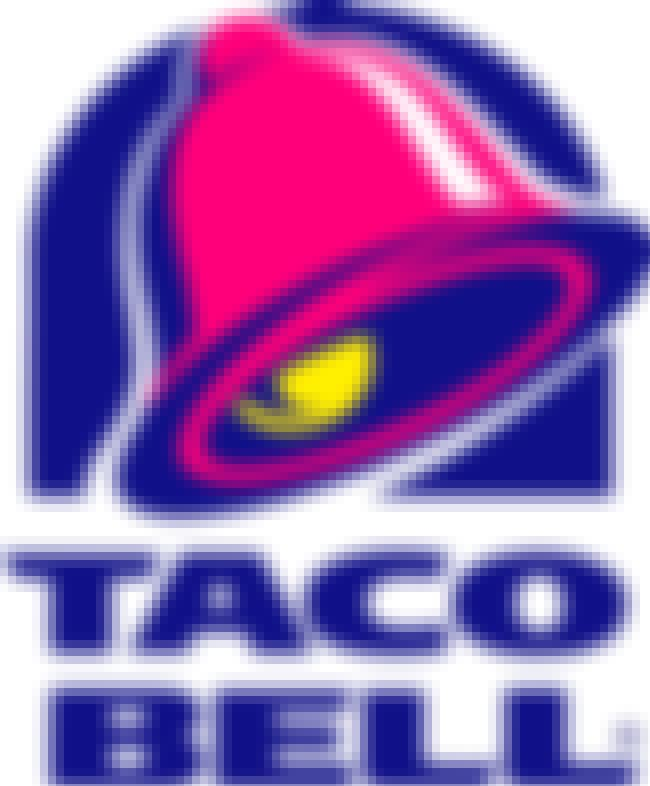 Taco Bell is listed (or ranked) 5 on the list Food- Top Fast Food Restaurant Chains in America