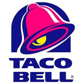 Taco Bell is listed (or ranked) 5 on the list The Best Fast Food Chains