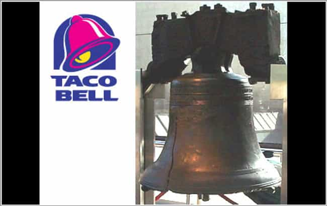 Taco Bell is listed (or ranked) 4 on the list The 10 Greatest April Fools Pranks Ever Played On The Public