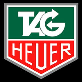 TAG Heuer is listed (or ranked) 17 on the list The Best Men's Watch Brands
