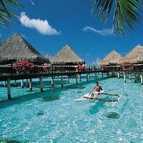 Tahiti is listed (or ranked) 20 on the list The Best Honeymoon Destinations