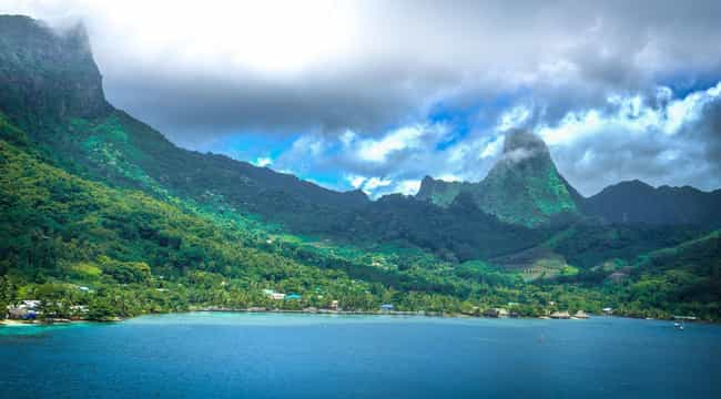 Tahiti is listed (or ranked) 9 on the list Shay Mitchell of Pretty Little Liars Ranks Her Favorite Travel Destinations