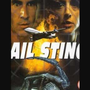 Tail Sting is listed (or ranked) 18 on the list The Best Horror Movies About Airplanes