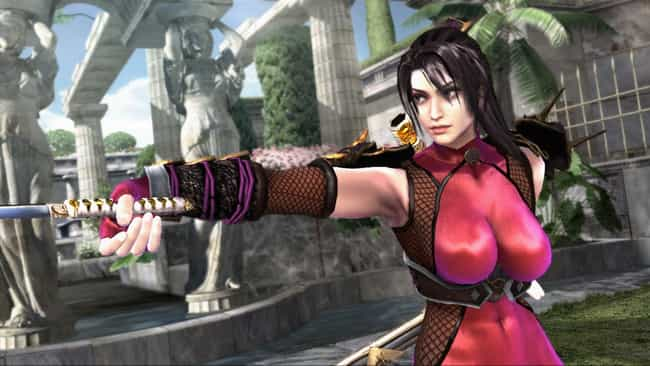 Taki is listed (or ranked) 4 on the list The Bustiest Video Game Characters You Wish Were Real