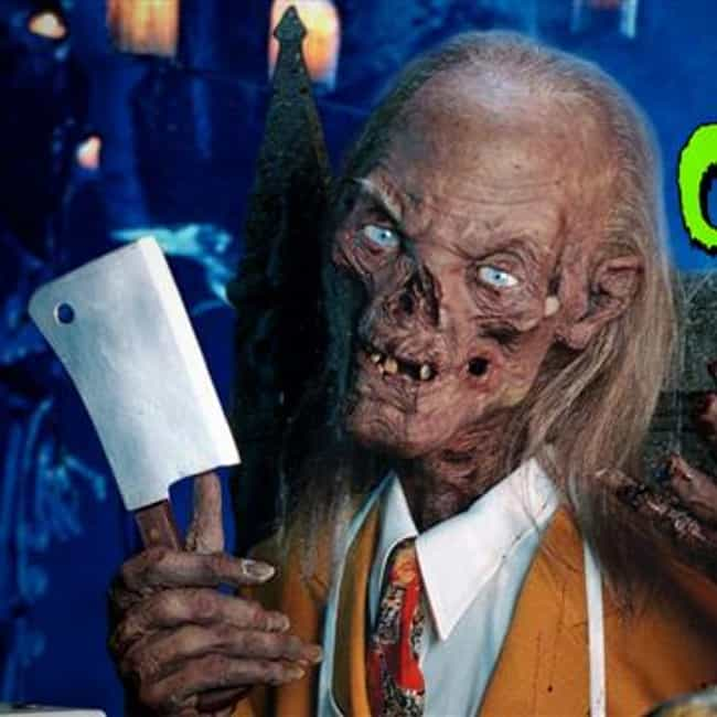 Tales from the Crypt is listed (or ranked) 1 on the list The Best 1990s Dark Comedy TV Shows
