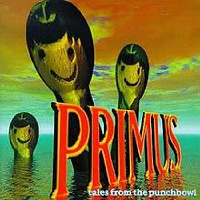 Tales From the Punchbowl is listed (or ranked) 4 on the list The Best Primus Albums of All Time