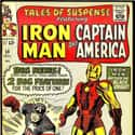 Tales of Suspense is listed (or ranked) 12 on the list The Best Iron Man Versions Of All Time
