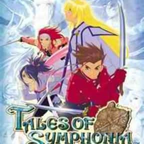 Tales of Symphonia is listed (or ranked) 2 on the list The Best GameCube RPGs of All Time, Ranked by Fans