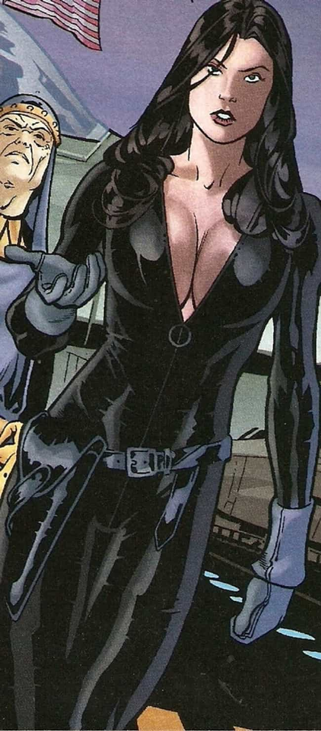 Talia al Ghul is listed (or ranked) 4 on the list The Hottest DC Comics Supervillains