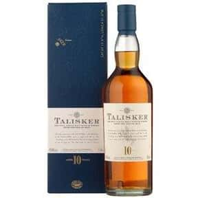 Talisker distillery is listed (or ranked) 9 on the list The Best Scotch Brands