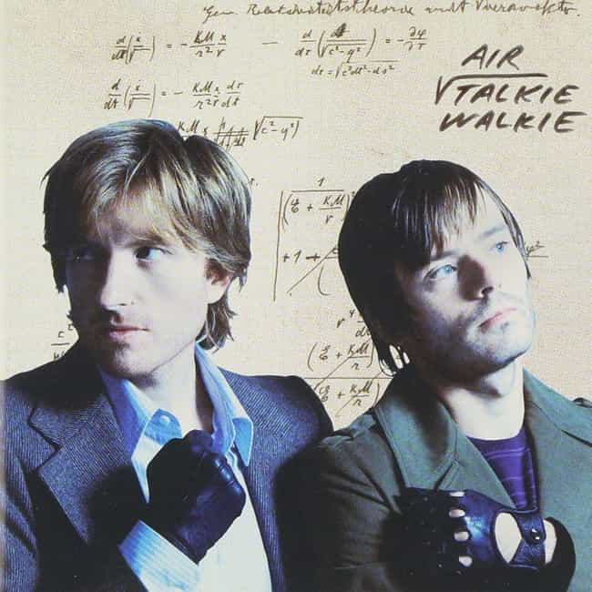 Talkie walkie is listed (or ranked) 2 on the list The Best Air Albums, Ranked