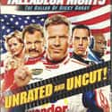 Talladega Nights: The Ballad o... is listed (or ranked) 23 on the list The Best Comedy Movies To Watch Stoned