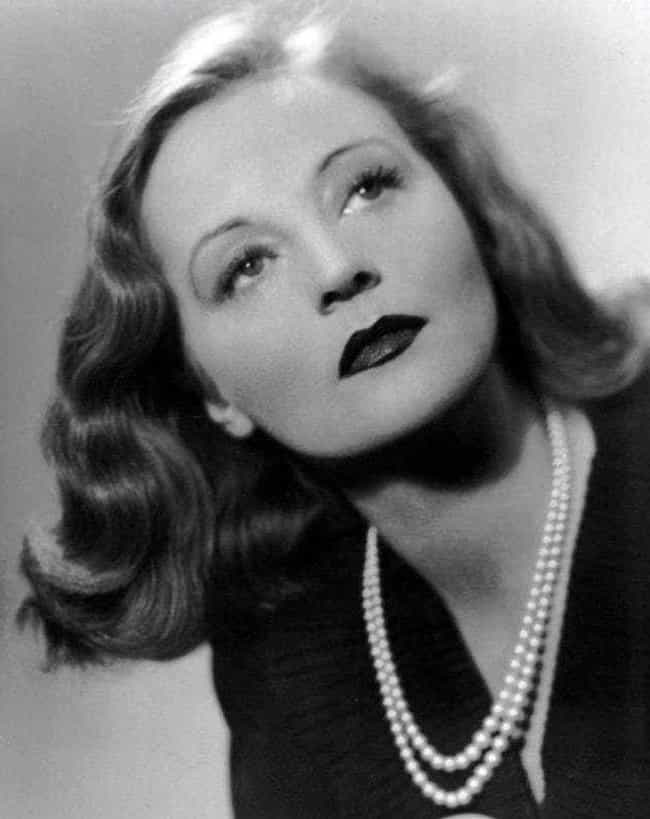 Tallulah Bankhead is listed (or ranked) 4 on the list 12 Historical Figures You Didn't Know Had STDs