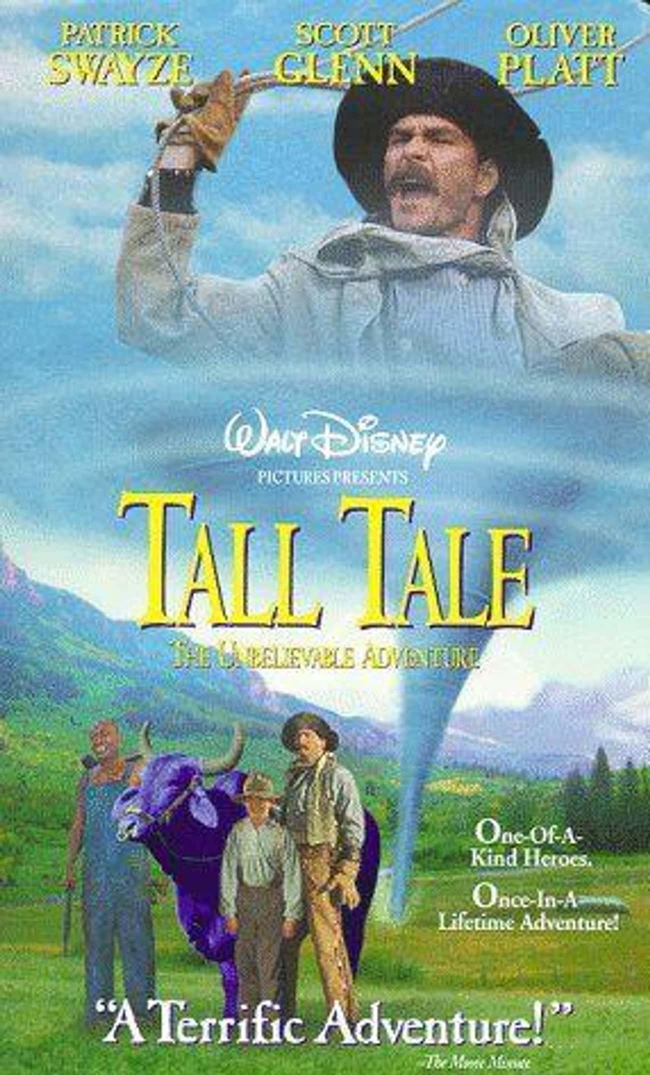 Tall Tale is listed (or ranked) 1 on the list 19 Forgotten Movies You Probably Didn't Realize Are On Disney+