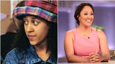 Tamera Mowry-Housley Is An Int is listed (or ranked) 2 on the list Where Are They Now: The Cast Of 'Sister, Sister'