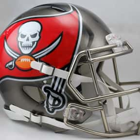 Buccaneers is listed (or ranked) 5 on the list The Best Current NFL Helmets