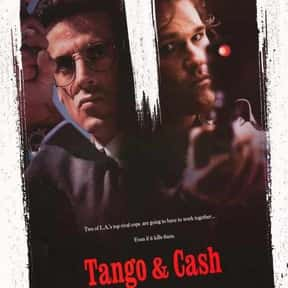 Tango & Cash is listed (or ranked) 13 on the list The Best Sylvester Stallone Movies