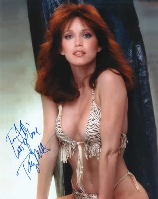 Tanya Roberts is listed (or ranked) 4 on the list The Hottest Babes of the 70s