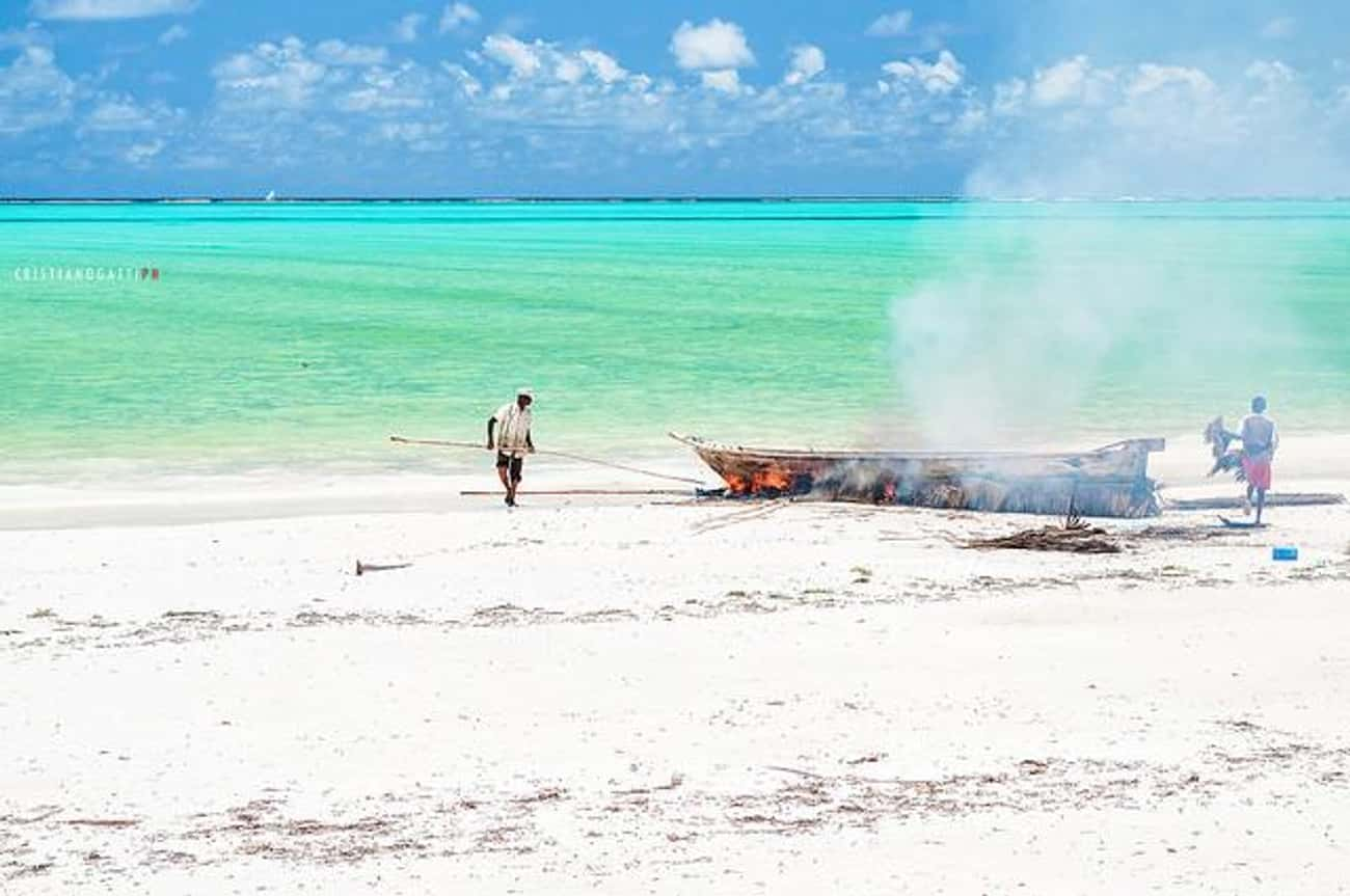 Tanzania is listed (or ranked) 4 on the list The Best African Countries to Visit