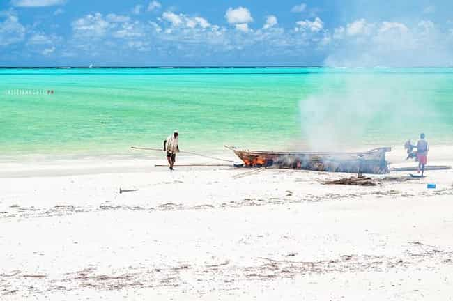 Tanzania is listed (or ranked) 2 on the list The Best African Countries to Visit