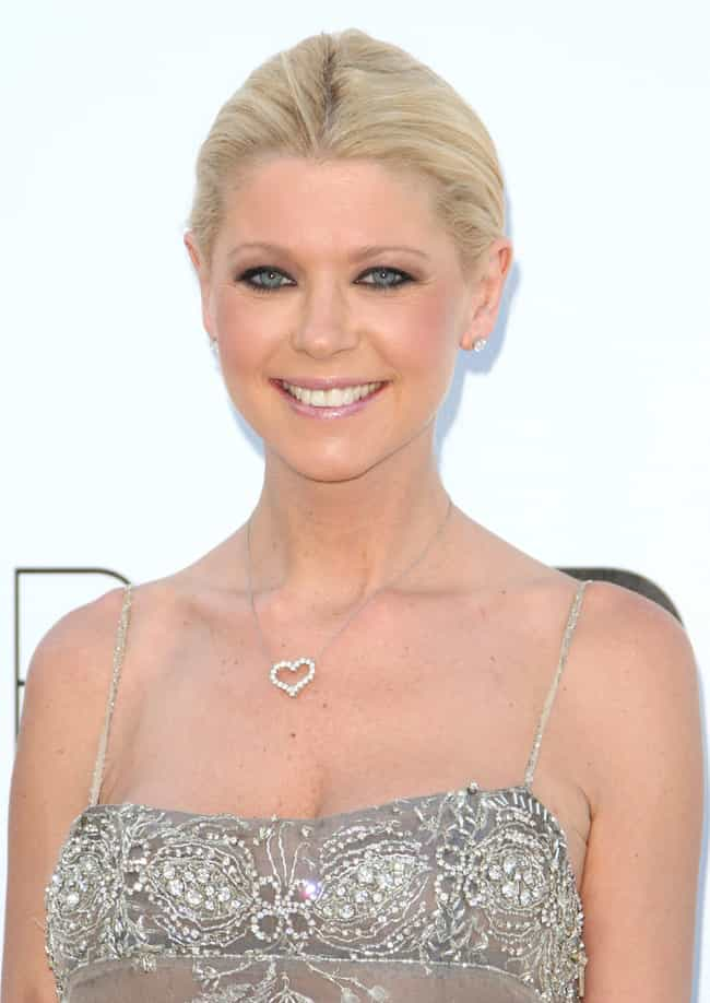 Tara Reid is listed (or ranked) 3 on the list Tom Brady's Loves & Hookups