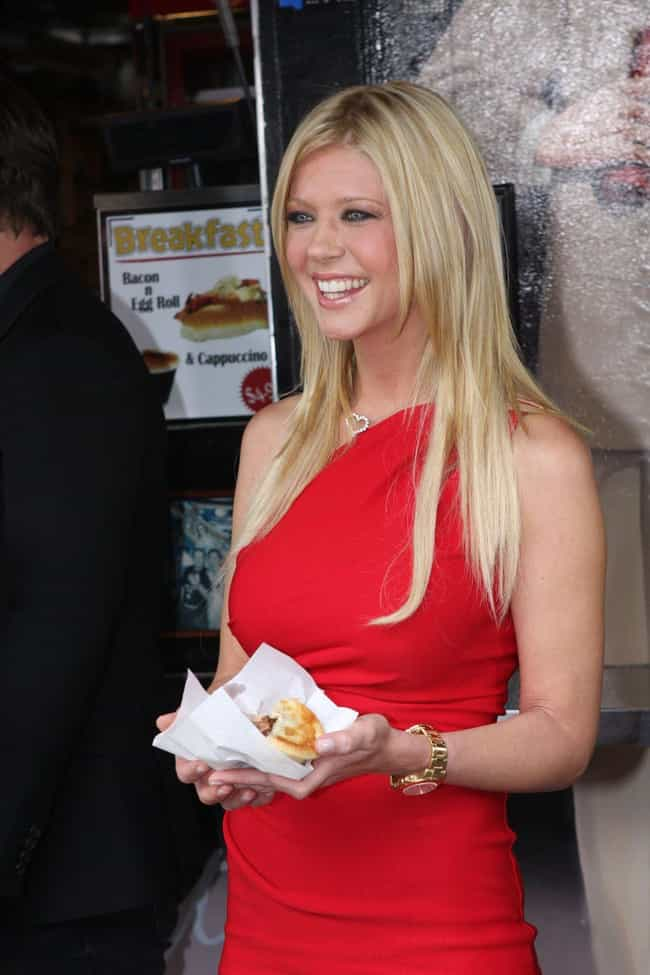 Tara Reid is listed (or ranked) 3 on the list 9 Dumbest Celebrity Quotes Of The Decade